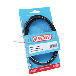 Brake cable (innercable + outercable) Black