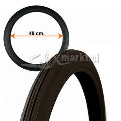 Solex tire 19'' - Black