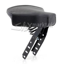 Saddle complete Solex 3300-3800-Micron-Oto-4800 black 'n roll