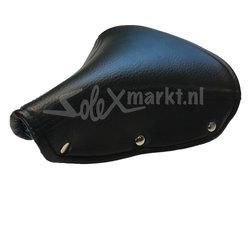 Saddle cover France Solex - Black