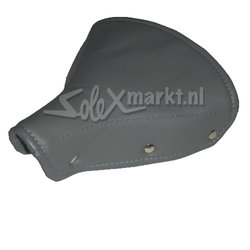 Saddle cover France Solex - Gray