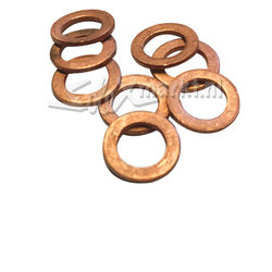Copper rings Crankcase cover unit (8pieces)