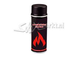 Aerosol paint - heat resistant black