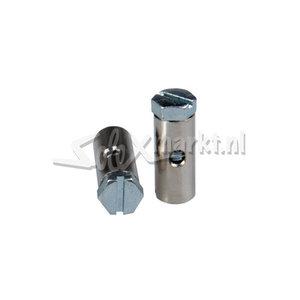 Screw Nipple Brake Cable (per unit)