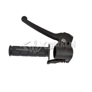 Brake handle left - solex 3800 - Hungarian model