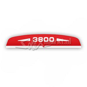 Sticker Airfilter Solex 3800