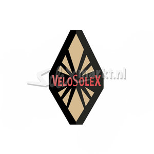Sticker Velosolex Gallows