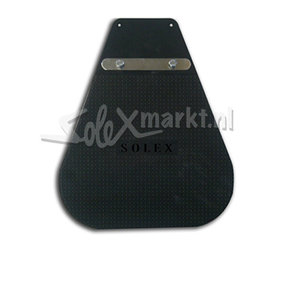 Mudguard black (long model) with imprint ''SOLEX''