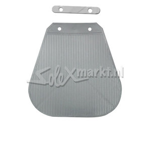 mudguard gray (short model)