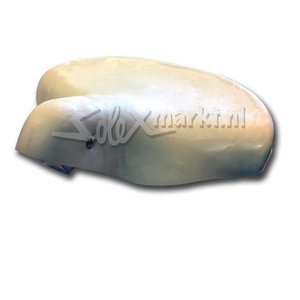 Saddle cover gray - Dutch model Solex Oto