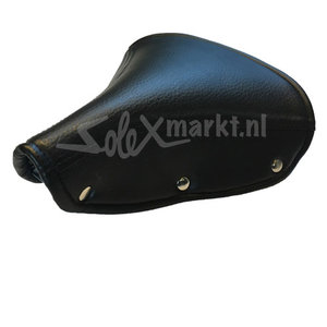 Saddle cover France Solex - Black