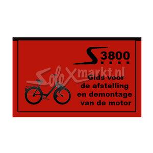 Solex Book : Solex 3800