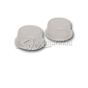 Crash bar cap for the Dutch Solex (per Unit)