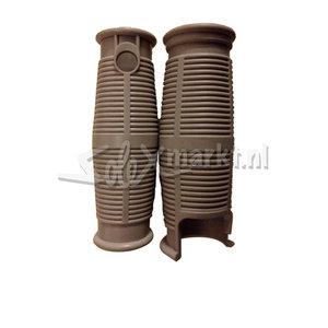 Handgrip (Set) Solex 3800-5000 (light grey)