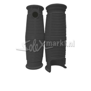 Handgrip (Set) Solex 3800-5000 (dark grey)