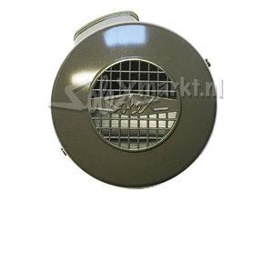 Solex Flywheel cap - Gray/Green - Solex Oto
