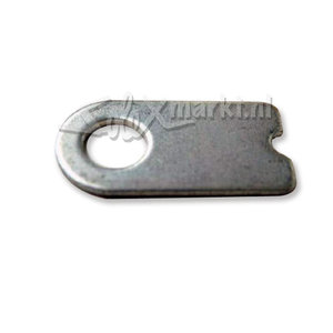 Mounting plate - Spark plug cable