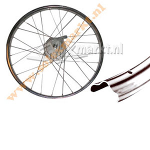 Solex Rearwheel (Rear hub) 19'' - Complete spoked - (with uplift)