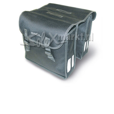 Solex bag (black) Basil